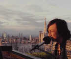Gianna Nannini e l'esibizione del primo maggio da Terrazza Martini