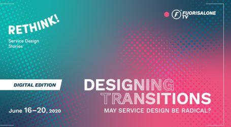 RETHINK!  Primo Festival italiano dedicato al Service Design