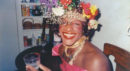 Un'icona di nome Marsha P. Johnson