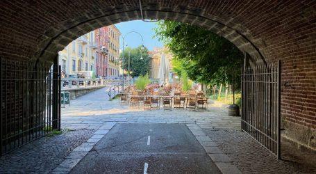 Restaurato il Ponte delle Gabelle a Milano: riapre la storica passeggiata