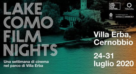 Lake Como Film Nights 2020 off edition