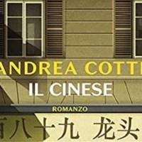 """Andrea Cotti: """"Luca Wu, il protagonista del mio romanzo è una figura epica"""""""