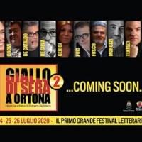 Giallo di Sera a Ortona 2- Intervista al direttore artistico del festival: Romano de Marco