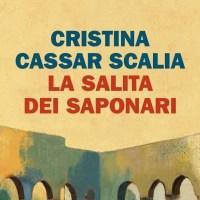 I finalisti del Premio Scerbanenco: Cristina Cassar Scalia - La salita dei saponari