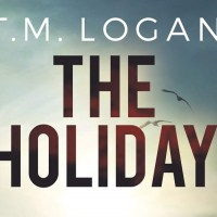 The holiday - T.M. Logan