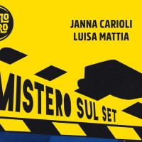 Libri per ragazzi: mistero sul set - Janna Carioli e Luisa Mattia