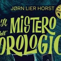 Libri per ragazzi: Il mistero dell'orologio - Jørn Lier Horst