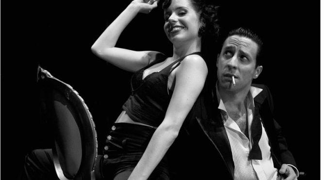 """Il tango? E' """"swing""""! Intervista con Diego Amorin y Cecilia Capello."""