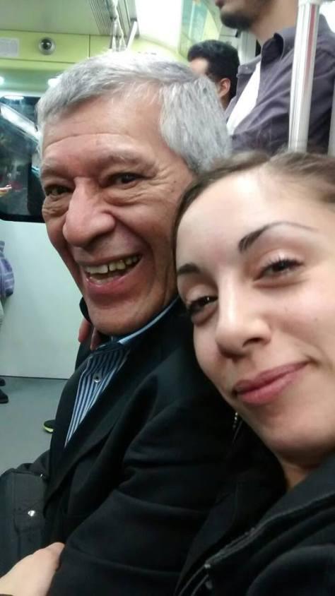 Raul Bravo e Sabrina Tonelli