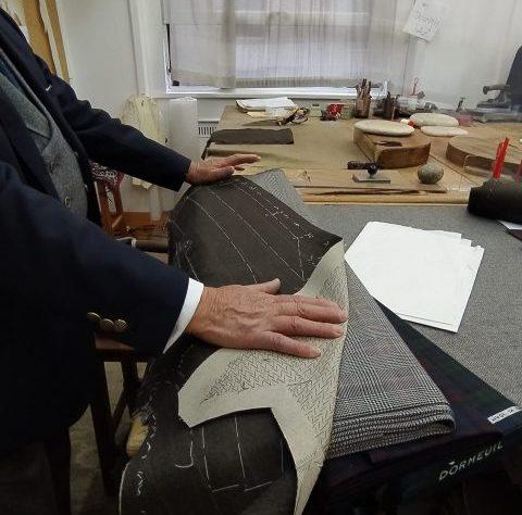 Domenico Caraceni atelier 2