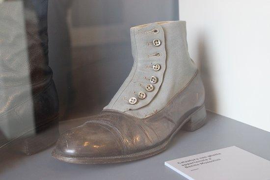 Виджевано музей обуви