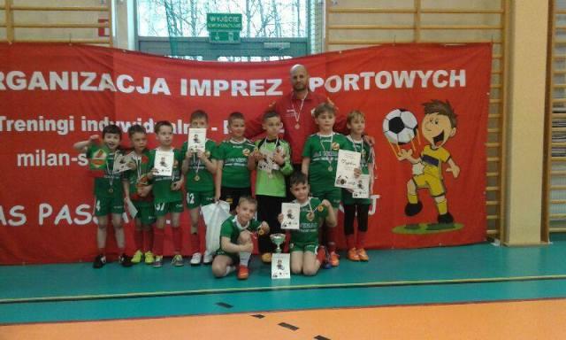 Lechia Tomaszów I - zwycięzcy turnieju