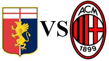 OFFICIELLA startelvor: Genoa – Milan