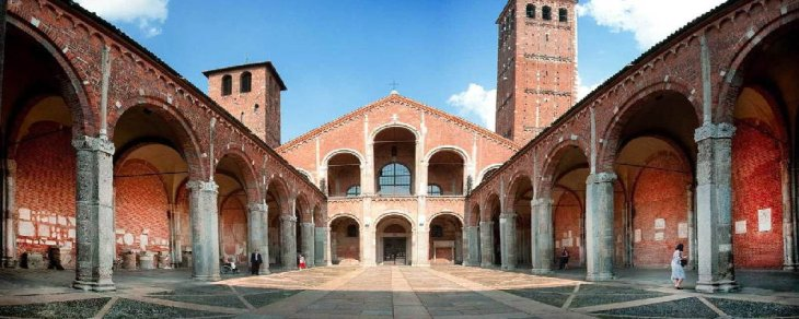 Basílica de San Ambrosio Milán – Dirección, visitas, horarios y precio