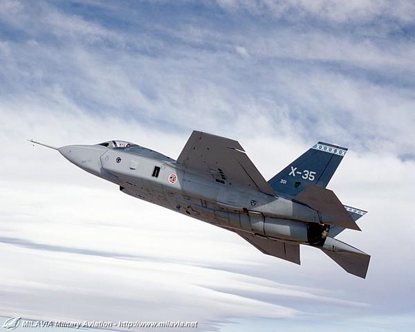 MILAVIA Aircraft Lockheed Martin F35 Joint Strike