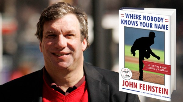 Author John Feinstein turns to Minor League Baseball for ...