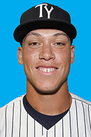 Image result for aaron judge tampa yankees