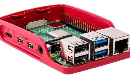 Raspberry PI en Serveur email