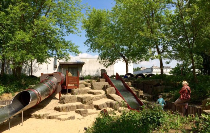 Der Bebü-Spielplatz