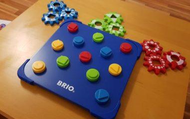 BRIO® Zahnradspiel - knifflige Seite
