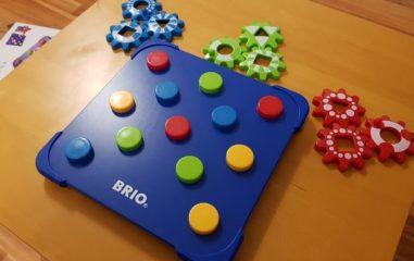 BRIO® Zahnradspiel - leichte Seite