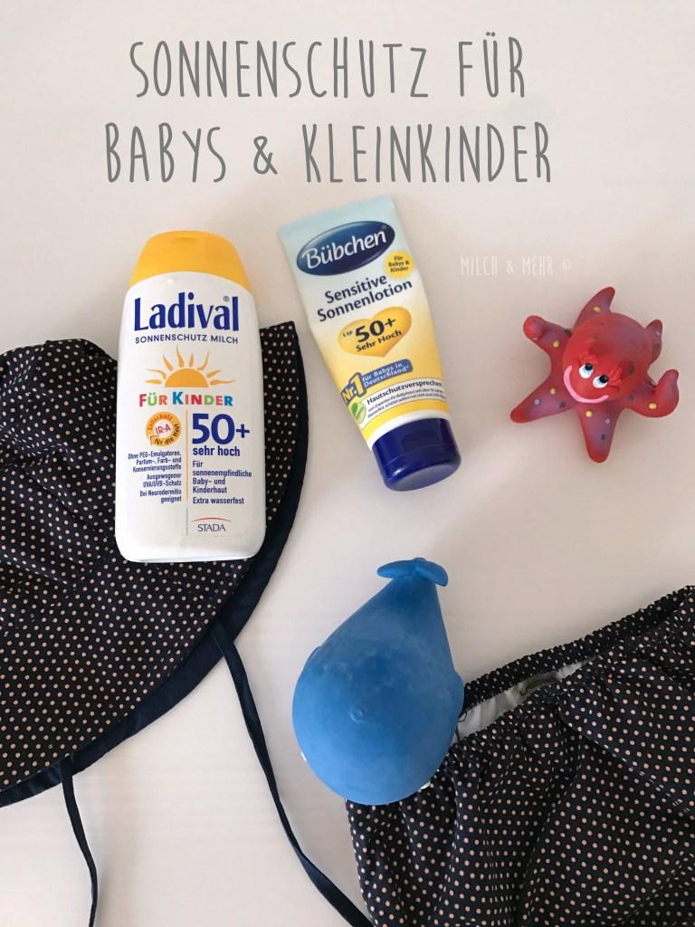 Sonnenschutz Baby Kleinkind