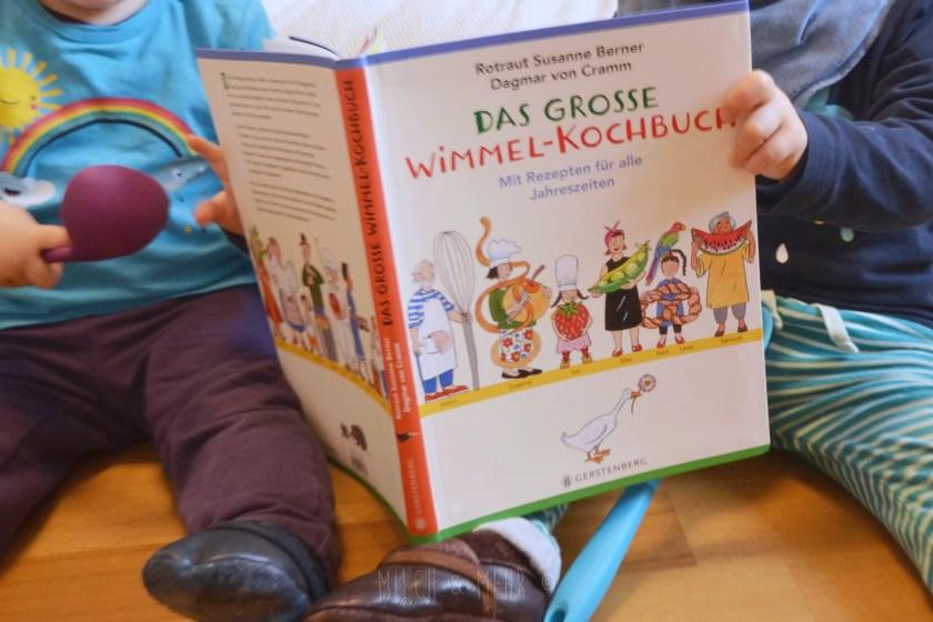 Wimmelkochbuch Buchvorstellung Geschenketipp