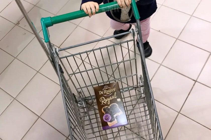 Mit Zwillingen im Einkaufszentrum Erfahrungen