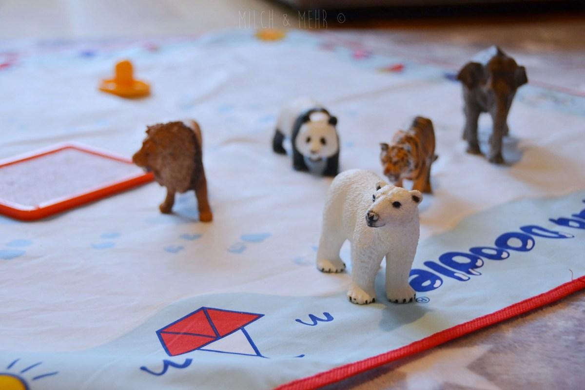 kreative Spiele Schleich Tiere Aqua Doodle