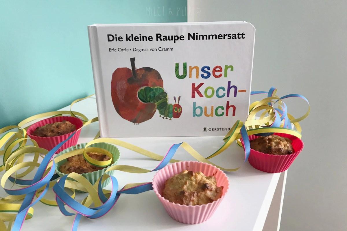 Kochen mit Kleinkindern Raupe Nimmersatt Kochbuch
