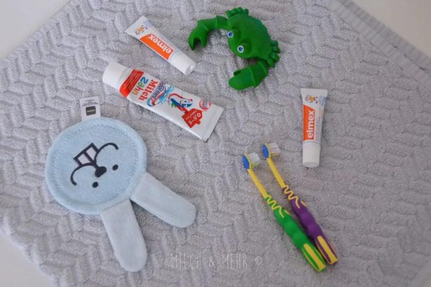 Zahnpflege bei Babys und Kleinkindern Erfahrungen