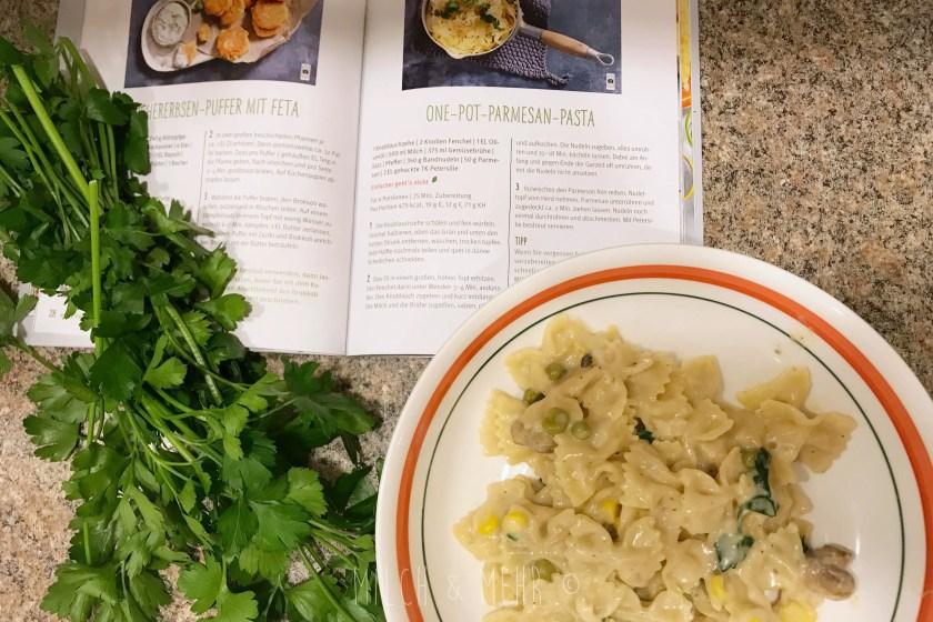 Rezept One Pot Pasta fuer Kleinkinder