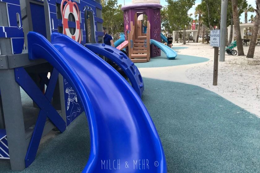 Spielplatz Siesta Key Beach