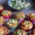 Spaghetti Muffins Kinderrezept