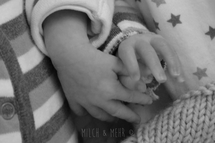 Stillen Wochenbett mit Zwillingen Vatersicht
