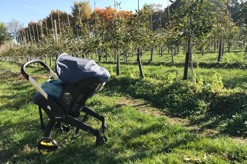 Doona Babyschale anstatt Kinderwagen