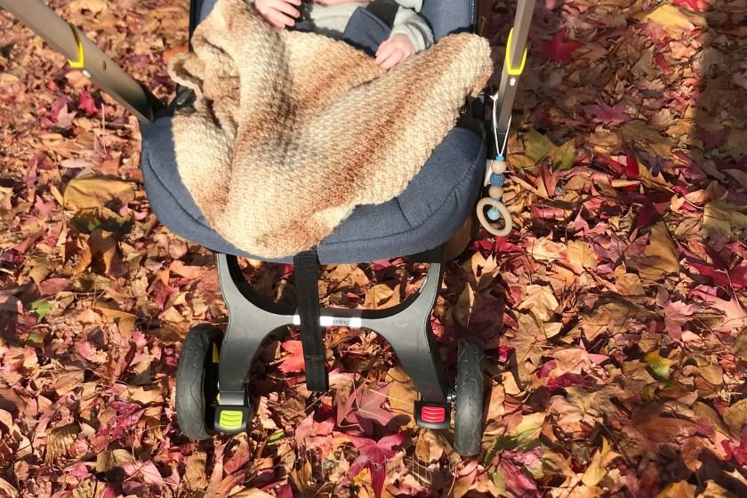 Doona Babyschale beim dritten Kind