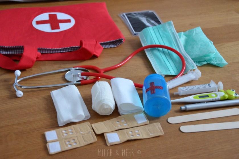 kostenlose Anleitung DIY Arztkoffer fuer Kinder