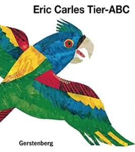 Buchtipp Eric Carles Tier ABC