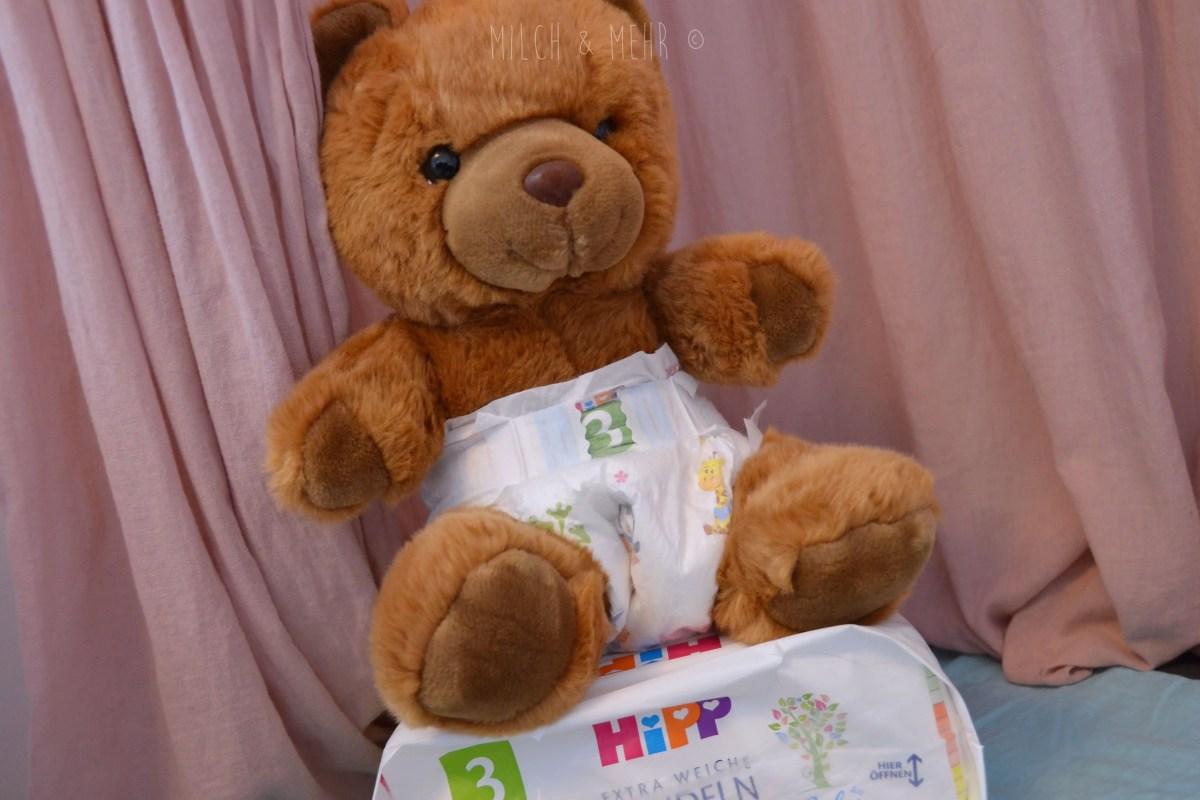 Hipp Babysanft Windeln im Test
