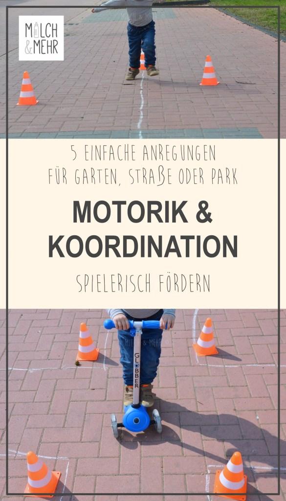 Motorik und Koordination spielerisch foerdern