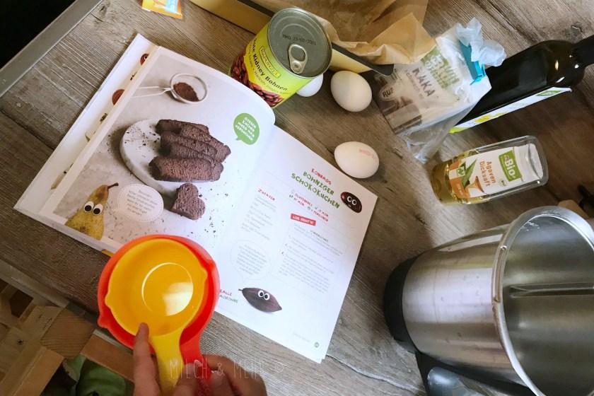 Rezept Schokoladenkuchen Kidneybohnen