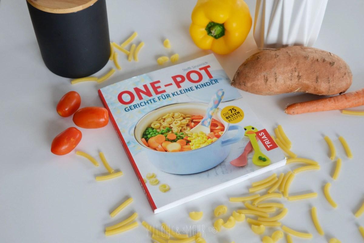 Buchrezension One Pot Gerichte fuer Kleine Kinder
