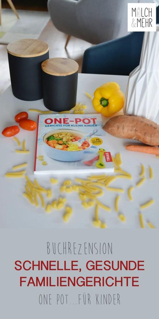 One Pot Gerichte fuer kleine Kinder Buchtipp