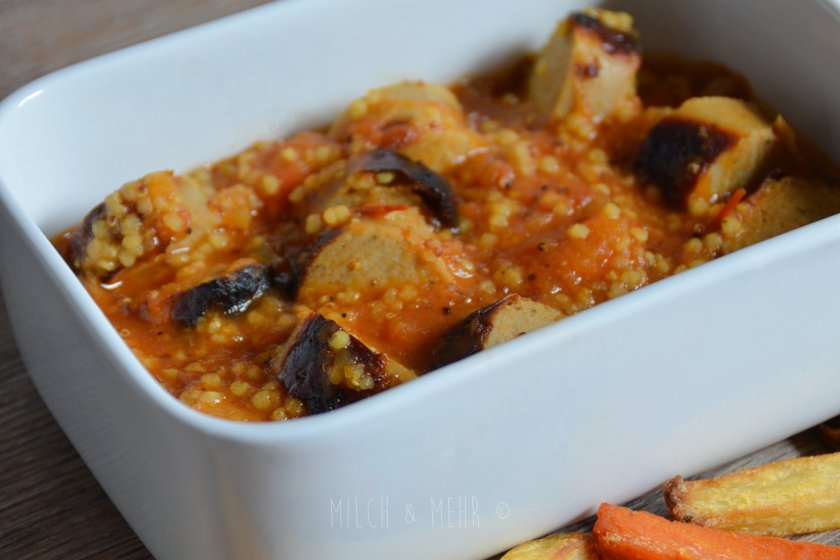 Currywurst Rezept zuckerfrei Thermomix