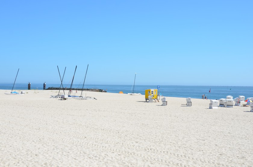 Hoernum familienfreundlicher Strand