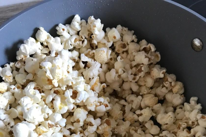 WIB #kw36 Popcorn selbstgemacht