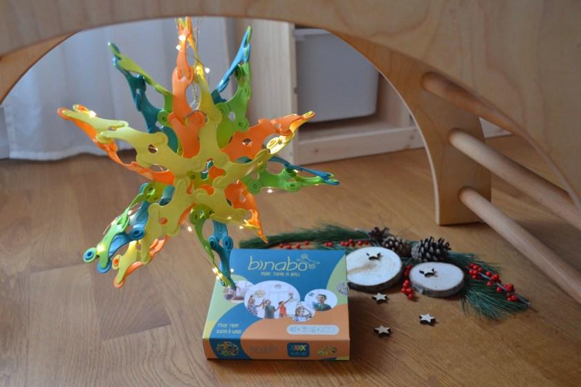 Geschenketipp Weihnachten Binabo