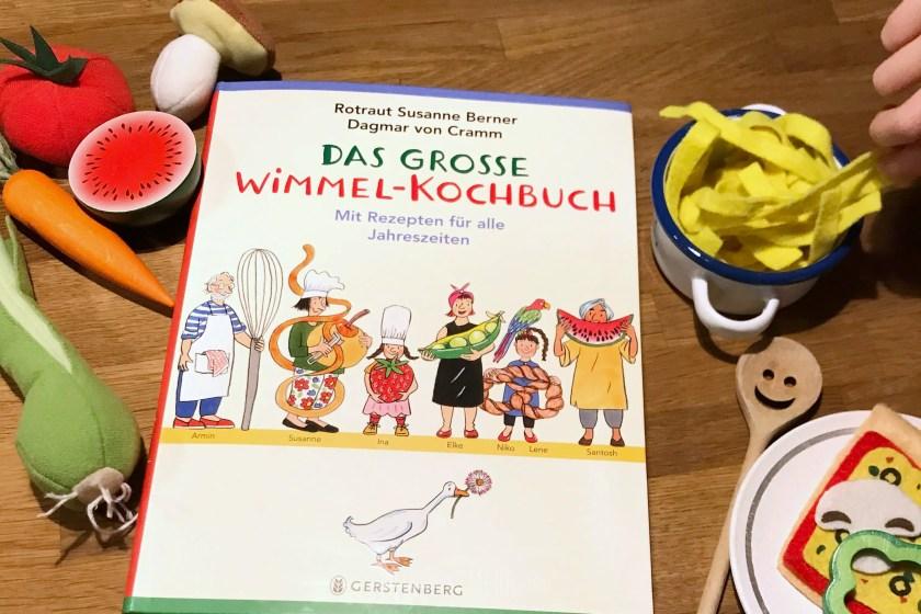Wimmelkochbuch Buchrezension