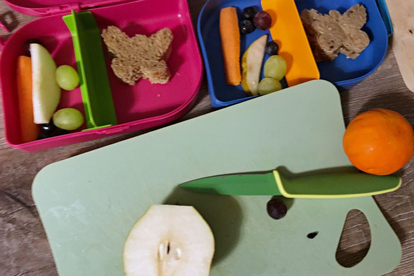 Kindergartenfruehstueck abwechslungsreich einfach Tipps